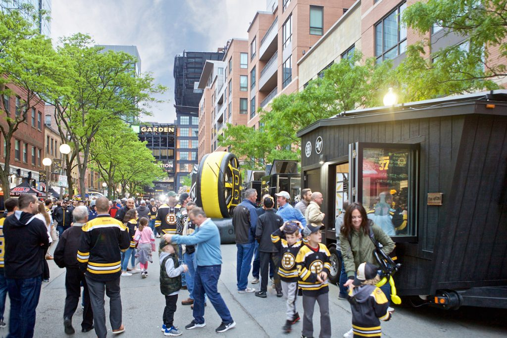 Bruins playoff causeway st Boston 2019 Stanley Cup
